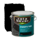 CetaBever zwarte teer 2,5 l