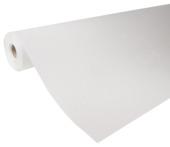 Glasweefselbehang visgraat voorgeschilderd wit 25 m (dessin GW502-25)