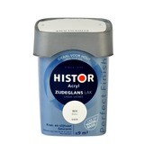 Histor Perfect Finish lak waterbasis zijdeglans wit 750 ml