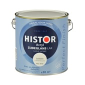 Histor Perfect Finish lak waterbasis zijdeglans zonlicht 2,5 l