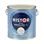 Histor Perfect Finish lak waterbasis hoogglans zonlicht 2,5 l