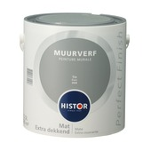 Histor Perfect Finish muurverf mat tin 2,5 l
