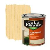 CetaBever steigerhout tuinmeubelbeits kleurloos 750 ml