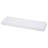 Handson zwevende wandplank 38 mm wit 80x20 cm