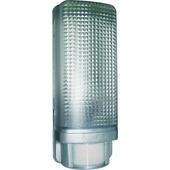 KARWEI buitenlamp 60W zilver met bewegingssensor