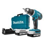 Makita accuschroefboormachine DF457DWE 18 volt