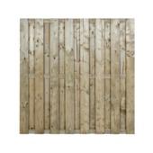 Schutting vurenhout ca. 180x180 cm recht