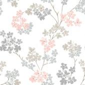 Vliesbehang bloesem zachtroze (dessin 2258-80)