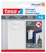Tesa Klevende Spijker voor Behang & Pleisterwerk