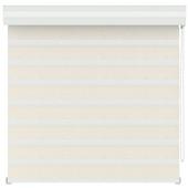 KARWEI roljaloezie linnen wit (4328) 180 x 160 cm