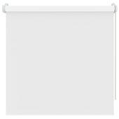 Decosol rolgordijn t.b.v. draaikiepraam sneeuwwit verduisterend (5715) 62 x 160 cm