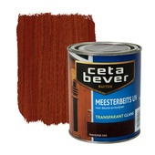 CetaBever Meesterbeits hoogglans mahonie transparant 750 ml
