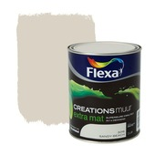 Flexa Creations muurverf extra mat sandy beach 1 l