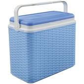 Kunststof koelbox inhoud 24 liter