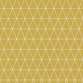 Vliesbehang driehoek oker geel (dessin 100270)