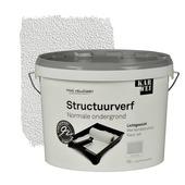 KARWEI muur- en plafond structuurverf mat wit 10 l