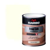 Rambo traplak zijdeglans zuiver wit dekkend 750 ml