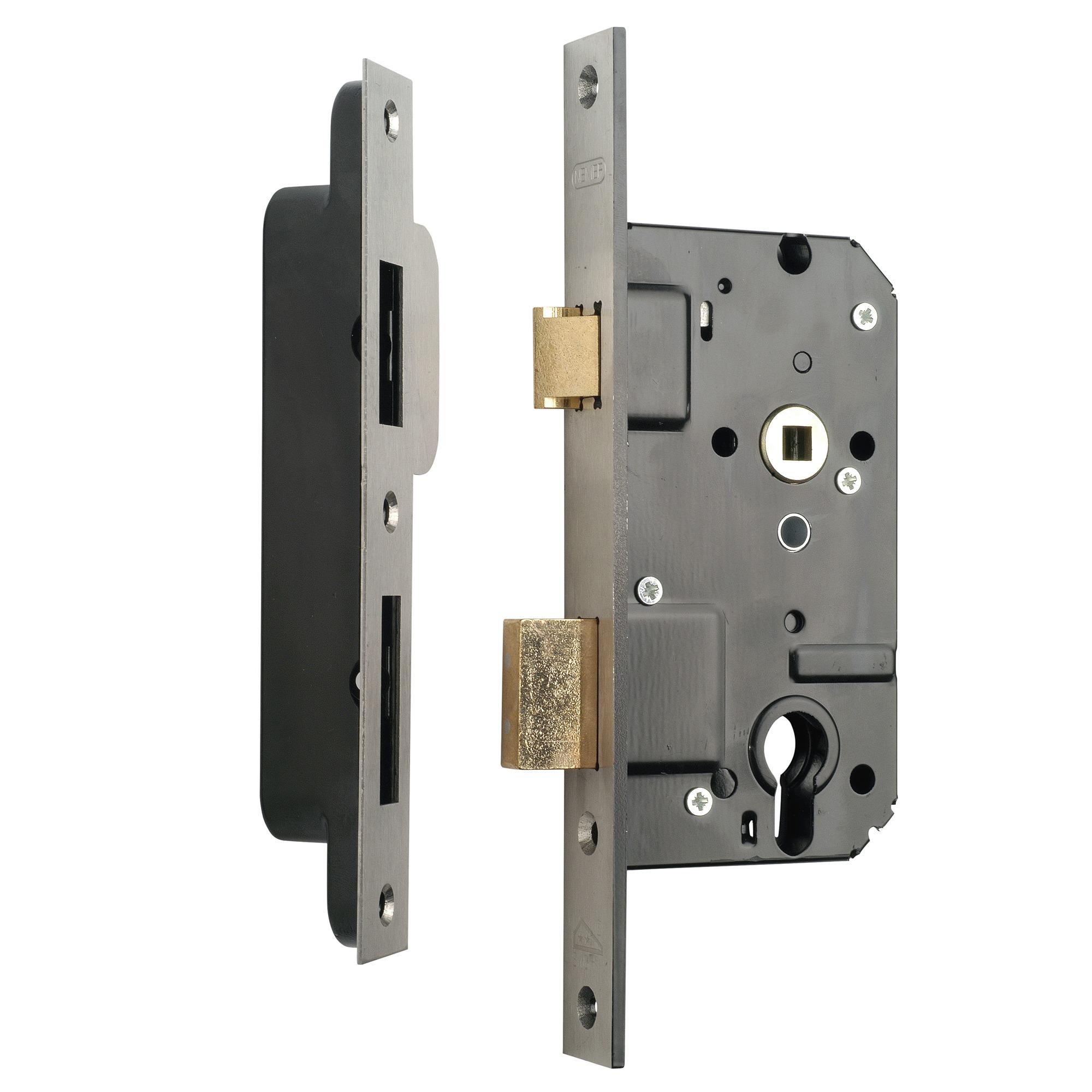 Nemef veiligheidsslot skg2 buitendeur 72 mm buitendeur for Binnendeuren karwei