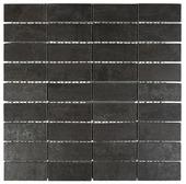Mozaiek Corten Zwart30X30CM 1St