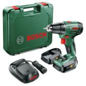 Bosch accuschroefboormachine PSR 1440 Li-2 met 1-uurslader