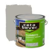 CetaBever tuinbeits licht grijs transparant 2,5 l
