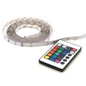 Prolight LED-strip gekleurd 2 m met afstandsbediening (IP20)
