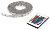 Prolight LED-strip gekleurd 2 m met afstandsbediening (IP44)