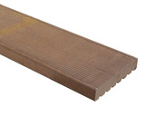 Vlonderplank hardhout ca. 1,9 x 14,5 x 215 cm