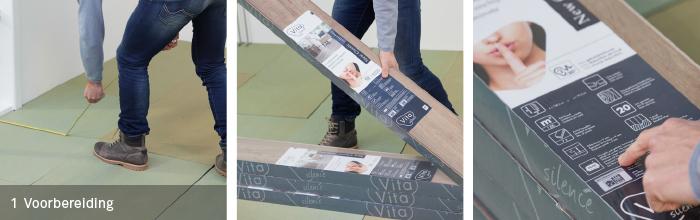 Laminaat leggen karwei bouwmaterialen for Karwei plinten
